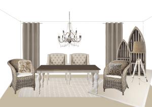 3 Stilempfehlungen für Dein Esszimmer – HOMEMATE ♧ INTERIOR ...