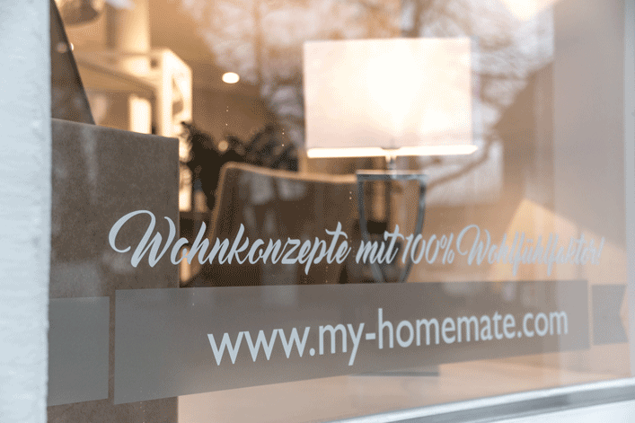 Schaufester-Showroom