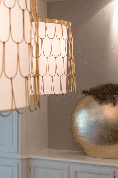 leuchten gold wire