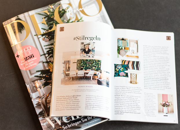 Deco Home Wohnzeitschrift Experten Artikel Homemate
