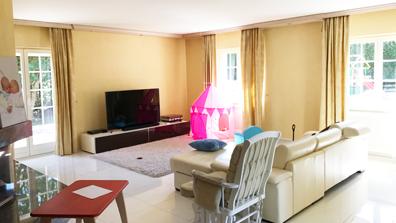 Wohnkonzepte Vorher-Umbau wohnzimmer gelb
