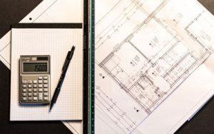 Interior Design Service plan grundriss taschenrechner