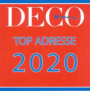 Deco Home Top Adresse 2020 Auszeichnung